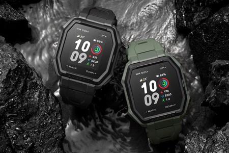 Анонсированы умные часы Amazfit Ares стоимостью $70 со встроенным GPS, отслеживанием 70 видов фитнес-активностей, качества сна и уровня VO2max