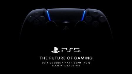 Официально: Sony проведет первую презентацию игр для PS5 на следующей неделе — 4 июня 2020 года