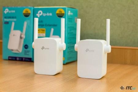 Обзор усилителей сигнала Wi-Fi TP-Link RE205 и RE305