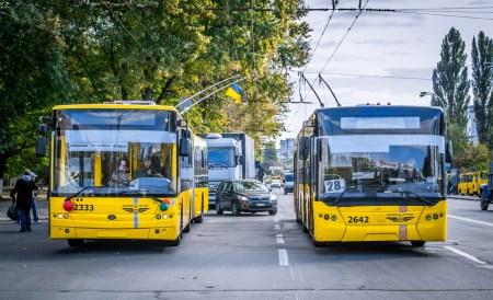 С 23 мая в Киеве восстановит работу наземный транспорт, а с 25-го и метро