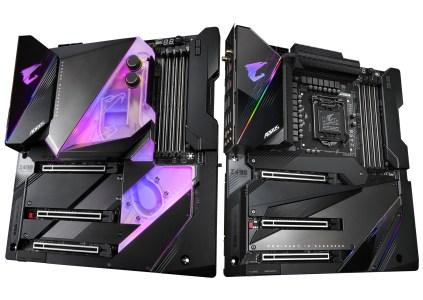 От $150 до $1300. Материнские платы на чипсете Intel Z490 уже доступны для предварительного заказа