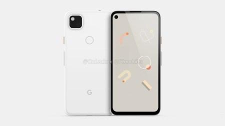 Google Pixel 4A теперь ожидается только в конце октября и только в черном цвете