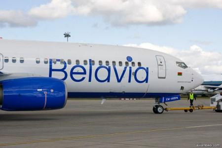 Украина возобновила международное авиасообщение, первый регулярный рейс в Борисполь выполнила «Белавиа»