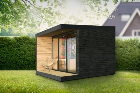Украинские архитекторы создали переносные мини-дома BRO для работы и уединения в условиях карантина стоимостью от $4,75 тыс.