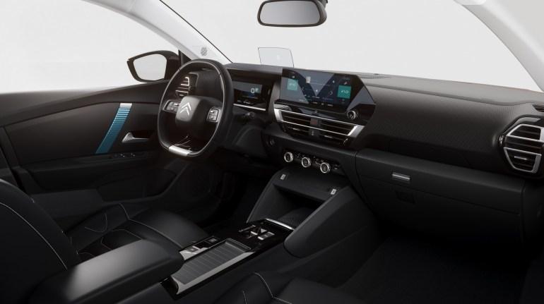 Citroen показала первые официальные изображения электрического кросс-хэтчбека Citroen ë-C4, официальная премьера состоится 30 июня