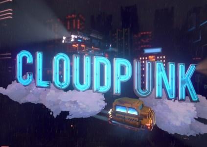 Cloudpunk: тем, кто ложится спать…