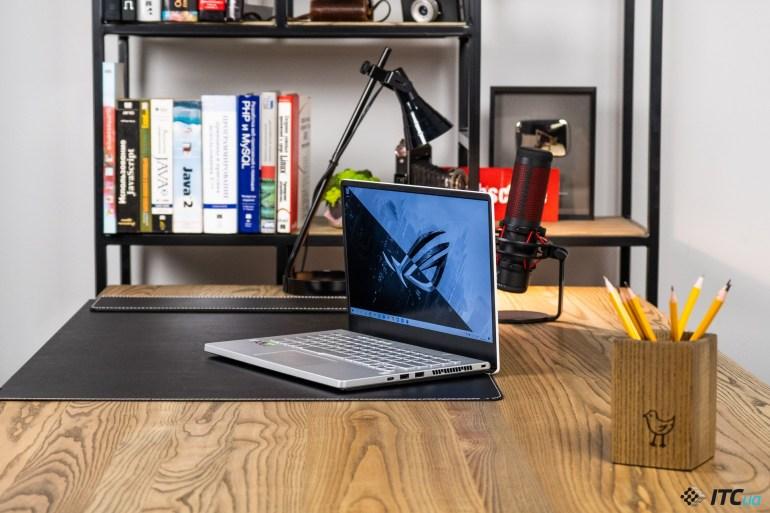 ROG Zephyrus G14 – компактный игровой ноутбук на AMD от ASUS