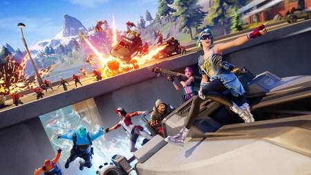 Epic Games опять перенесли старт нового сезона Fortnite, на этот раз из-за массовых протестов в США