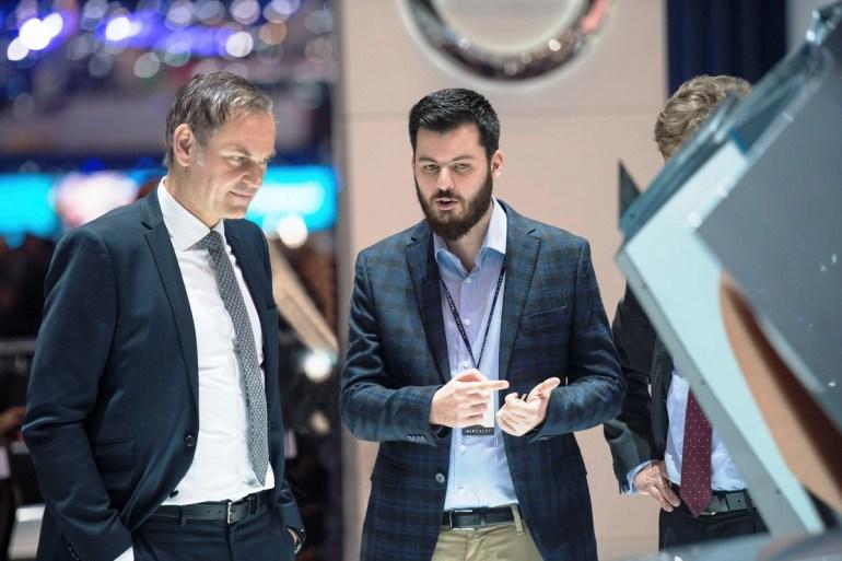 Персоны в автомобильном бизнесе: Мате Римак, Rimac Automobili