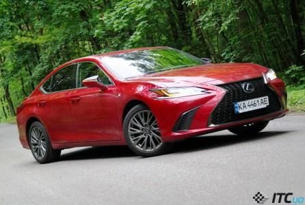 Тест-драйв Lexus ES 350 F Sport: ТОП-5 вопросов и ответов