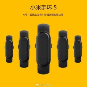 Официально: Xiaomi назначила анонс нового фитнес-браслета Xiaomi Mi Band 5 на 11 июня 2020 года (по слухам, он получит NFC и Alexa)