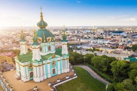 КГГА: В сети появилась виртуальная экскурсия «Ворота в Київ» с 50 локациями центральной части столицы Украины