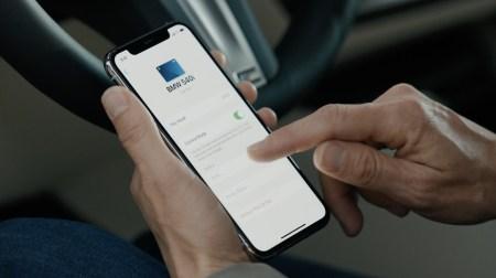 Функция Apple Car Key позволит беспроводным образом разблокировать автомобиль с помощью iPhone