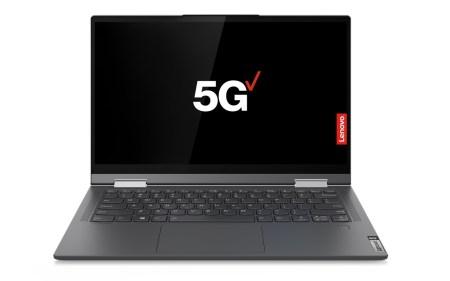 Ноутбук Lenovo Flex 5G с поддержкой 5G, чипсетом Snapdragon 8cx и ОС Windows 10 Pro поступает в продажу по цене $1400