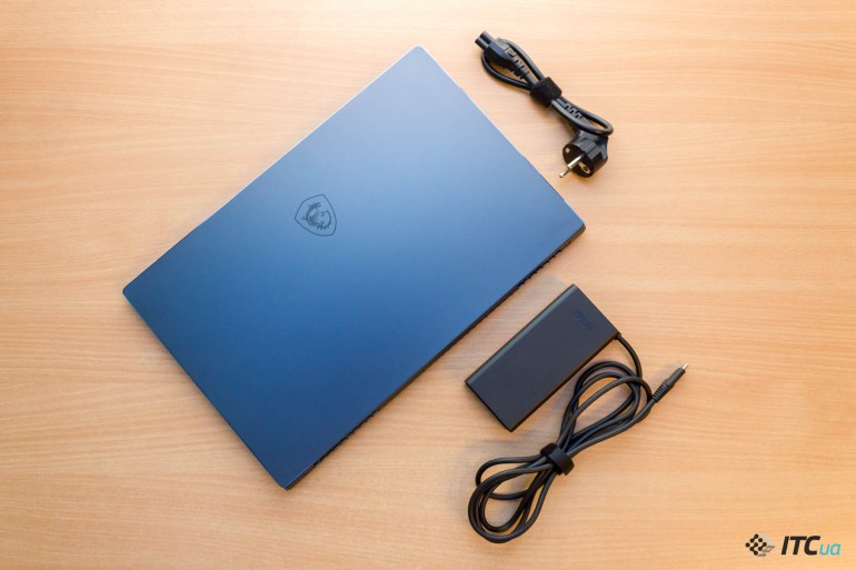 Обзор ноутбука MSI Prestige 15