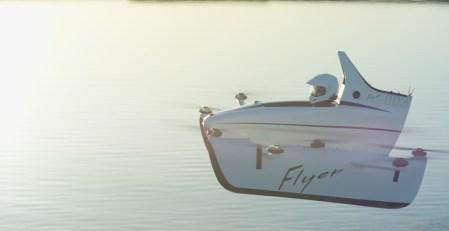Kitty Hawk закрыла проект персонального мультикоптера Flyer, под сокращение попали десятки сотрудников