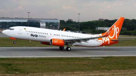 SkyUp не будет возвращать полную стоимость авиабилетов при отмене рейсов из-за ограничений (обновлено)