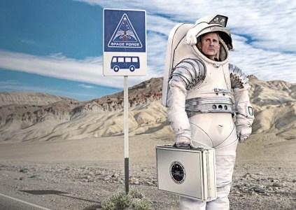 Рецензия на сатирический сериал Space Force / «Космические войска»