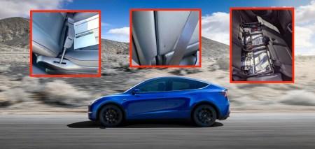 Владельцы Tesla Model Y жалуются на разного рода проблемы с качеством сборки