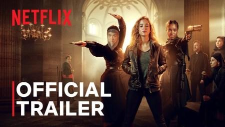 Netflix снял фэнтези-сериал «Warrior Nun» об ордене монахинь-подростков со сверхспособностями. Премьера состоится 2 июля [трейлер]