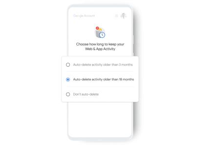 Google меняет методы хранения данных пользователей
