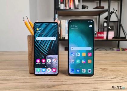 Samsung Galaxy A51 против Redmi Note 9 Pro