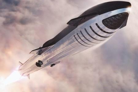 Прототип Starship SN5 прошел огневые испытания и готовится совершить первый подскок на 150 метров