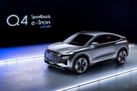Немцы представили Audi Q4 Sportsback e-tron — кросс-купе версию одноименной модели с мощностью 225 кВт, батареей на 82 кВтч и запасом хода до 500 км