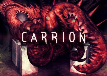 CARRION: бездна голодных ртов