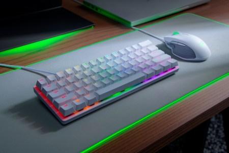Razer Huntsman Mini — первая 60-процентная клавиатура бренда