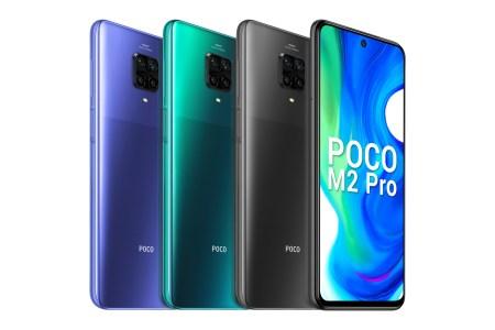 Новый бюджетник Poco M2 Pro — SoC Snapdragon 720G, 5000 мА•ч и 33-ваттная зарядка при цене ниже $200