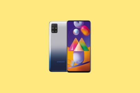 6.5″ sAMOLED Infinity-O и 25-ваттная зарядка при 6000 мА·ч. Представлен улучшенный бюджетник Samsung Galaxy M31s