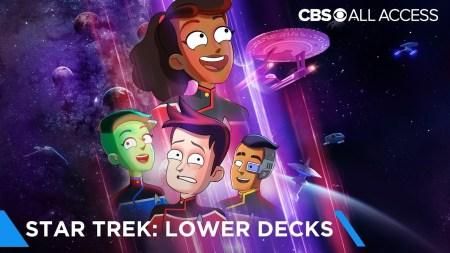 Анимационный сериал Star Trek: Lower Decks от автора «Рика и Морти» выйдет 6 августа 2020 года [трейлер]