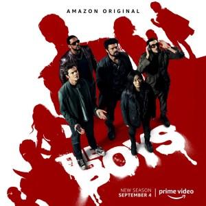 Вышел первый трейлер нового сезона супергеройского сериала The Boys / «Пацаны» от Amazon