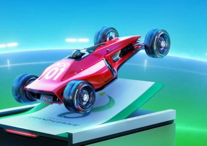 TrackMania – на одну и ту же трассу…