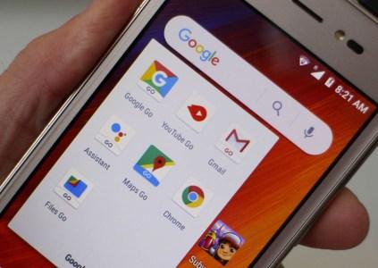 Google сделает версию Android Go обязательной для использования на устройствах с объёмом ОЗУ 2 ГБ и меньше