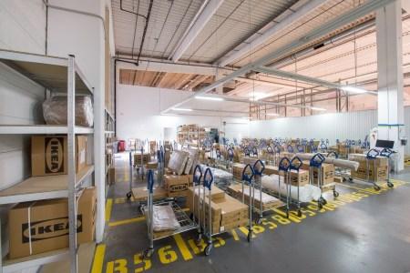 Онлайн-магазин IKEA в Украине нарастил свою мощность более чем вдвое, вскоре в Киеве откроется еще два пункта выдачи заказов