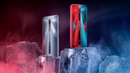 Геймерский смартфон Nubia RedMagic 5S поступает в продажу — 144-герцовый экран, Snapdragon 865 и активное охлаждение при цене €579