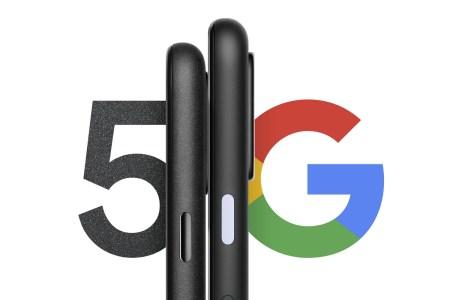 Google представила смартфоны Pixel 5, Pixel 4A 5G и Pixel 4A