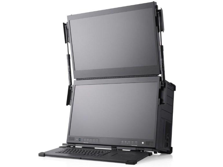 Мобильная рабочая станция MediaWorkstations a-X2P предлагает до 128 ядер (AMD EPYC), до 2 ТБ ОЗУ, хранилище до 50 ТБ, до 6 дисплеев и цена свыше $100 тыс.