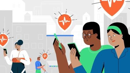 Google работает над созданием глобальной системы оповещения о землетрясениях на базе Android-смартфонов — они выступят мини-сейсмометрами
