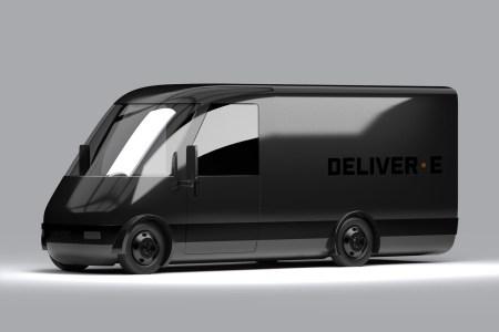 Американский стартап Bollinger представил прототип электрического фургона для служб доставки Deliver-E с батареями от 70 до 210 кВтч