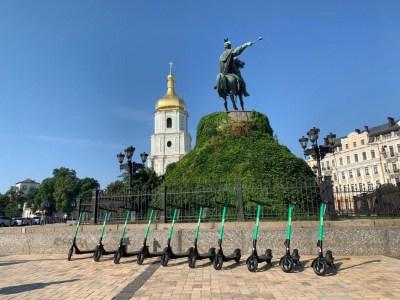 Сервис Bolt запустил в Киеве прокат электросамокатов, минута поездки стоит 4,9 грн (+ разблокировка 29 грн), аренда на весь день — 600 грн