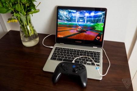 Сервис NVIDIA GeForce Now теперь доступен на Chromebook