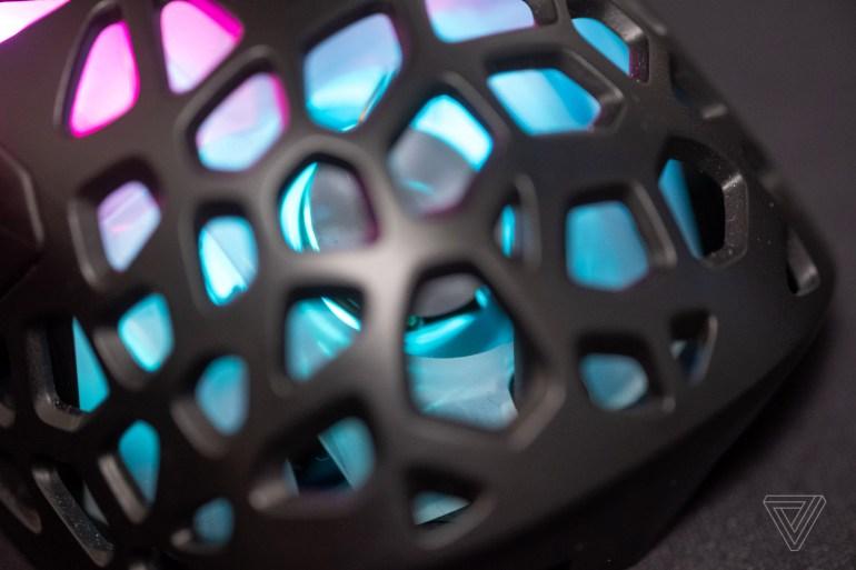 Игровая мышь Mindshunter Zephyr получила встроенный вентилятор и цену от $89