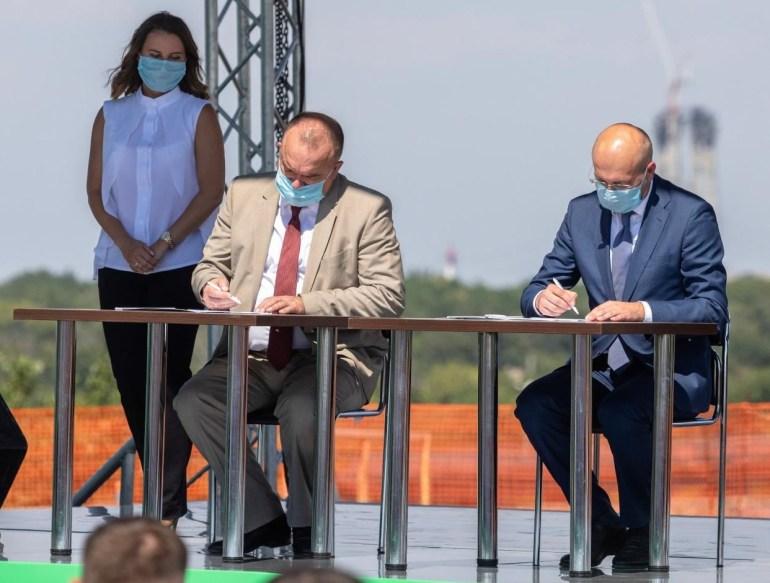"""""""Энергоатом"""" совместно с H2 построит вблизи Запорожской АЭС крупнейший в Европе дата-центр, инвестиции составят $700 млн"""