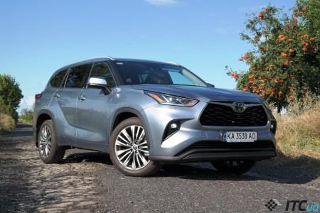 Тест-драйв Toyota Highlander: когда «третий» – не лишний