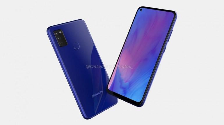 На подходе недорогой смартфон Samsung Galaxy M51 с 6,7-дюймовым экраном sAMOLED Infinity-O