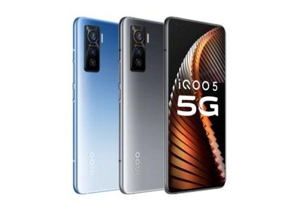 Анонсированы смартфоны iQOO 5 и 5 Pro: чипсет Snapdragon 865, дисплеи с частотой 120 Гц и цена от $575