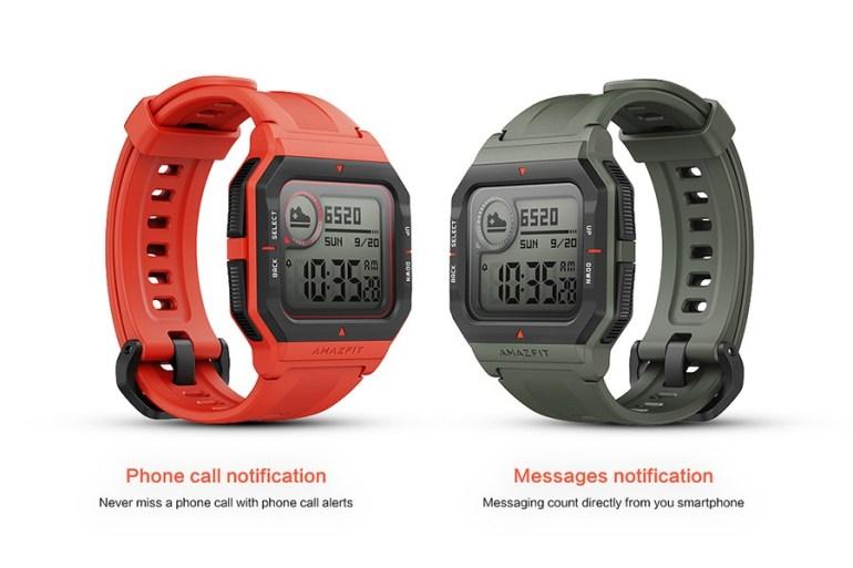Huami Amazfit Neo - умные часы в ретро-стиле с постоянно включенным экраном и месячной автономностью по цене $40